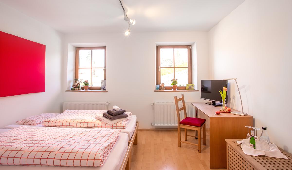 Einzelzimmer oder Doppelzimmer