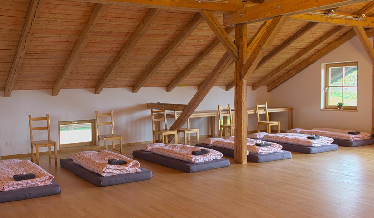 Matratzenlager  Übernachtungen - Zimmer, Ferienwohnung ~ Hörmannhof - Herzlich ...